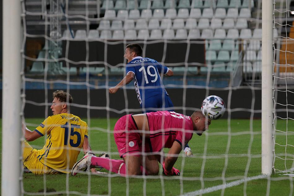 欧国联摩尔多瓦1-1科索沃