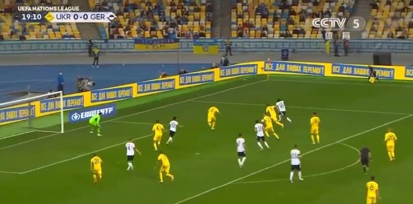欧国联-金特尔、格雷茨卡破门 德国2-1乌克兰