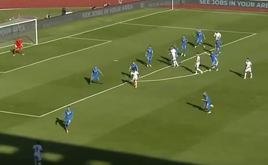 【欧国联集锦】冰岛0:1英格兰