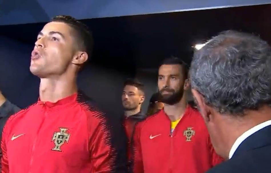 欧国联-C罗帽子戏法葡萄牙3-1击败瑞士晋级决赛