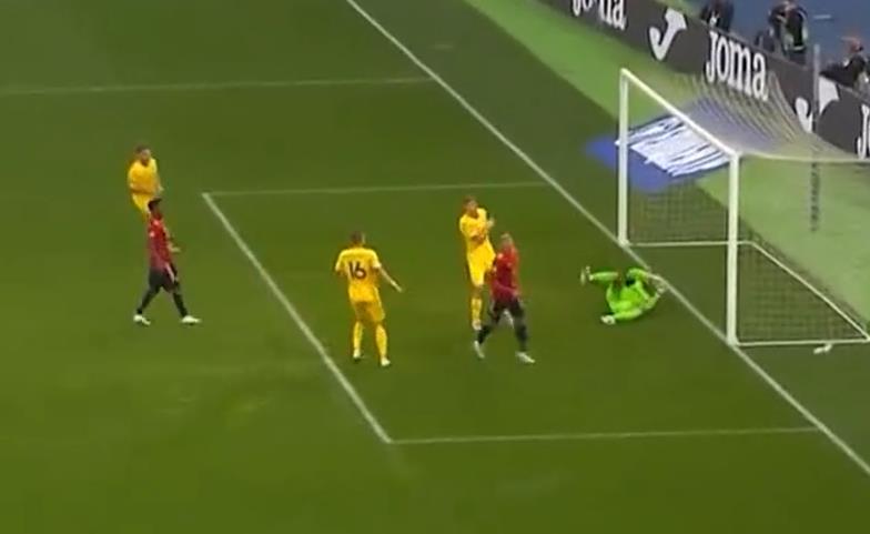 集锦-狂射21脚未破门!欧国联西班牙爆冷0-1残阵乌克兰