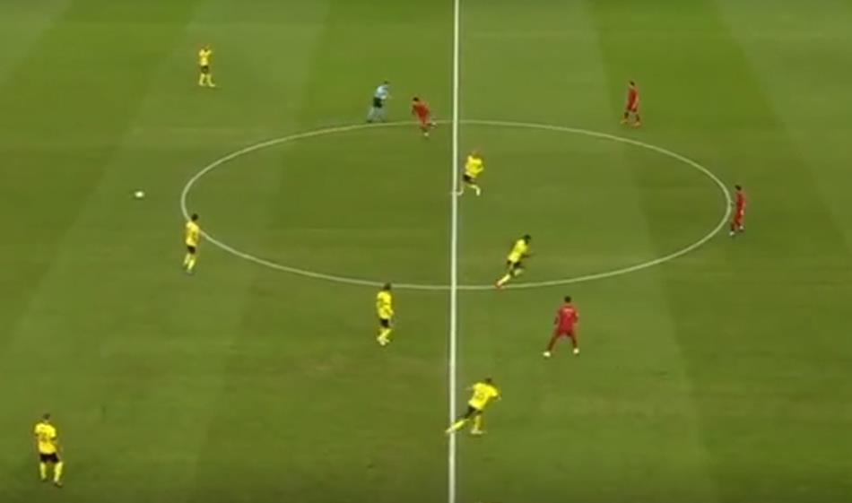 【欧国联集锦】瑞典0:2葡萄牙