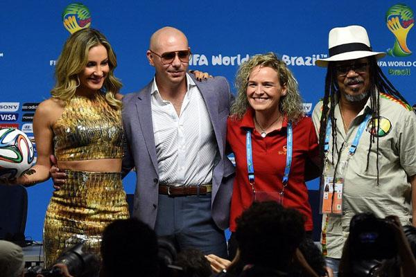 德国世界杯主题曲是什么?演唱者是谁?
