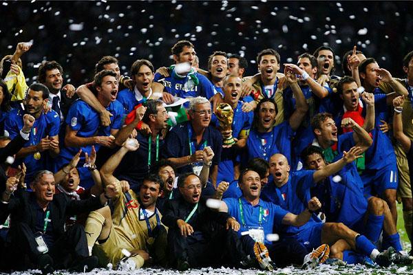 2006年世界杯冠军是谁?