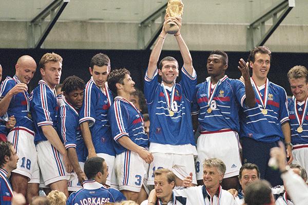 1998世界杯冠军是谁?法国
