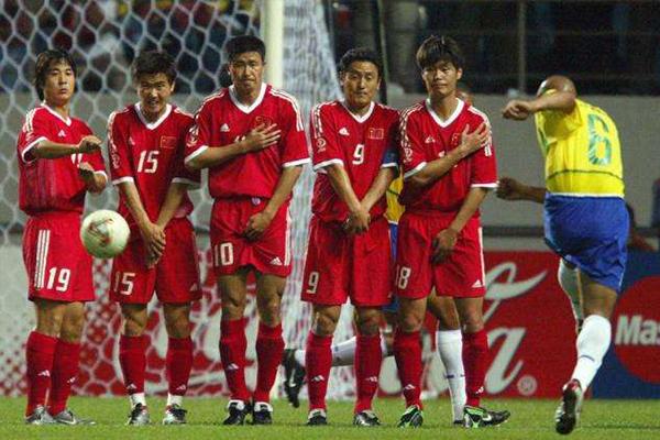 2002世界杯中国队阵容都有