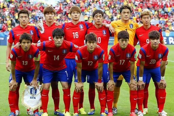 2018世界杯韩国队阵容都有谁?2018世界杯韩国队表现如何?