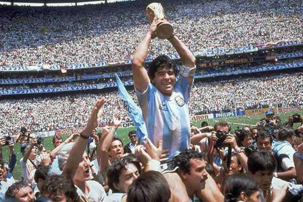1986年世界杯冠军是谁?
