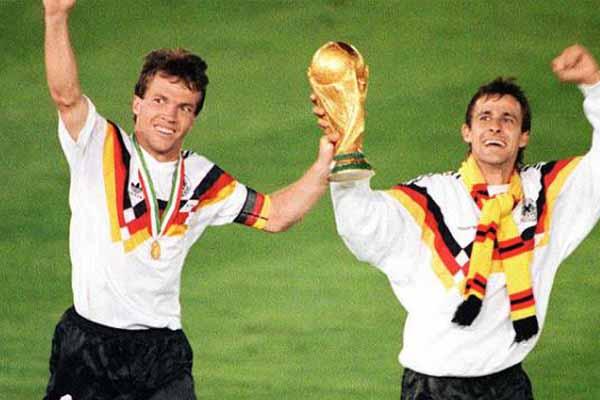 1990世界杯谁是冠军?199