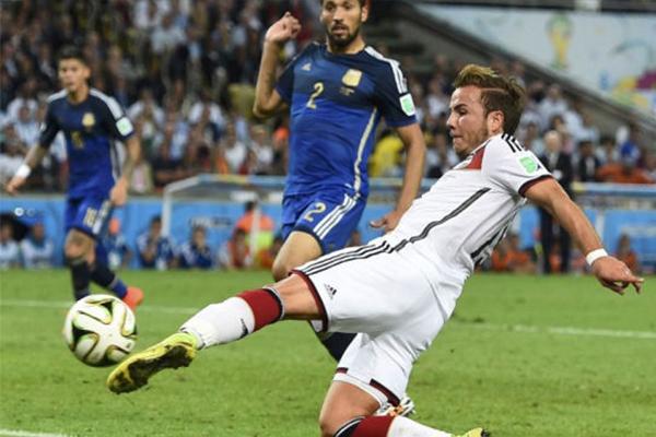 世界杯阿根廷对德国谁更