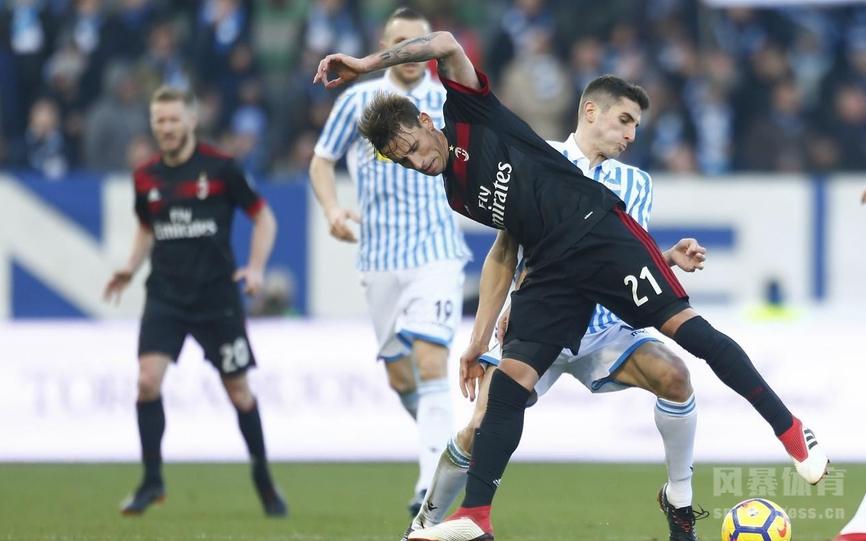 北京时间2月10日,米兰在客场4-0战胜斯帕尔。库特罗内梅开二度,比格利亚和博里尼也取得进球。