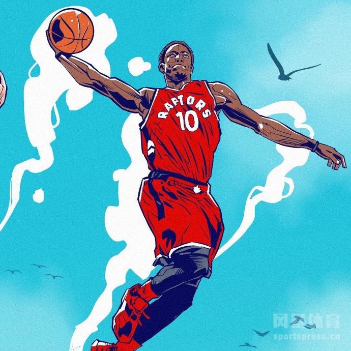 NBA扣篮高手漫画图集