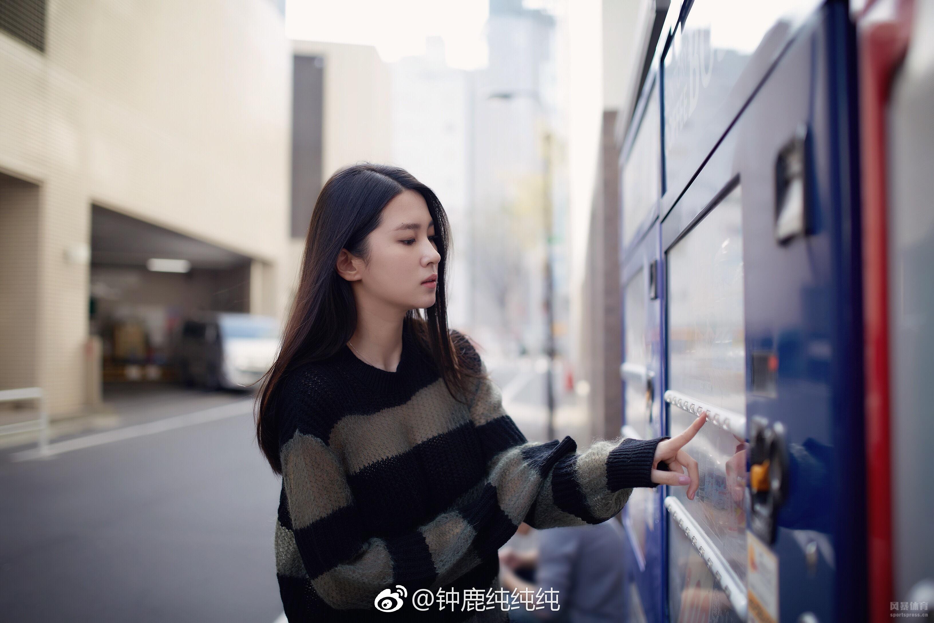 刘晓宇前女友钟鹿纯