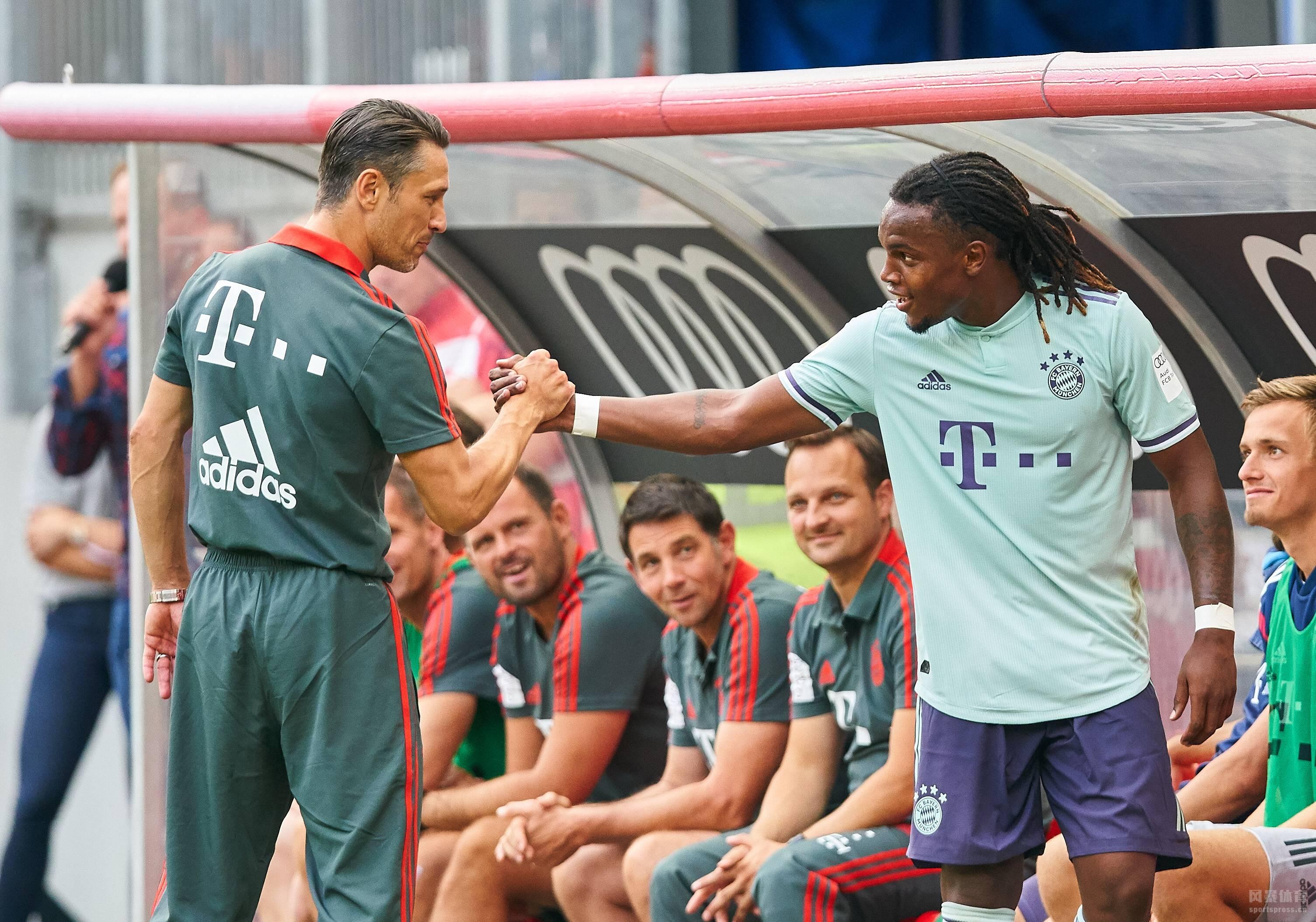 昨夜国际冠军杯,拜仁3-1逆转击败大巴黎,科瓦奇赢得执教拜仁后开门红