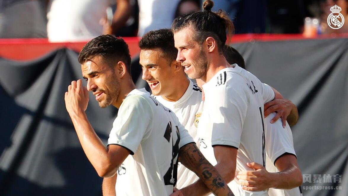 国际冠军杯重演2017年欧冠决赛,卡瓦哈尔乌龙助尤文领先,随后贝尔扳平,阿森西奥替补梅开二度,皇马3-1击败尤文。