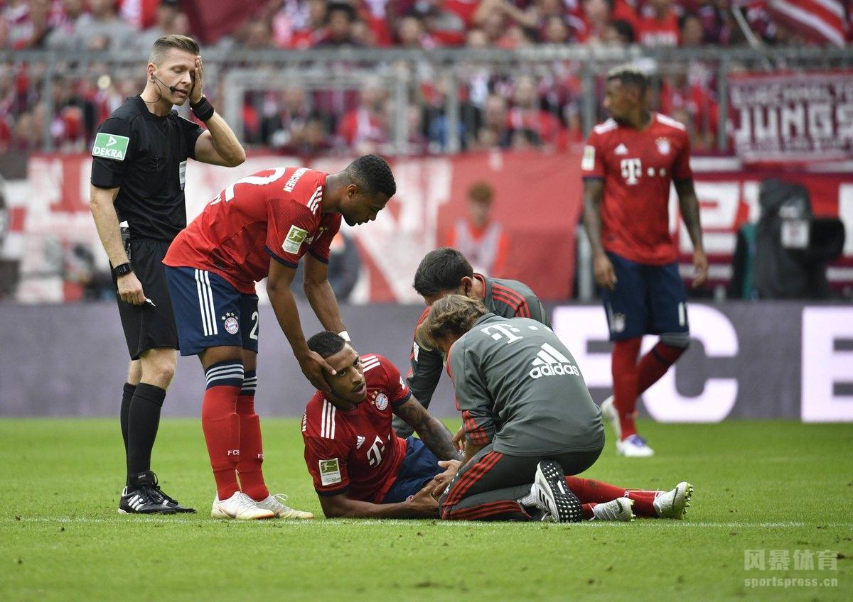 托利索进球又伤退 拜仁主场3-1击败勒沃库森