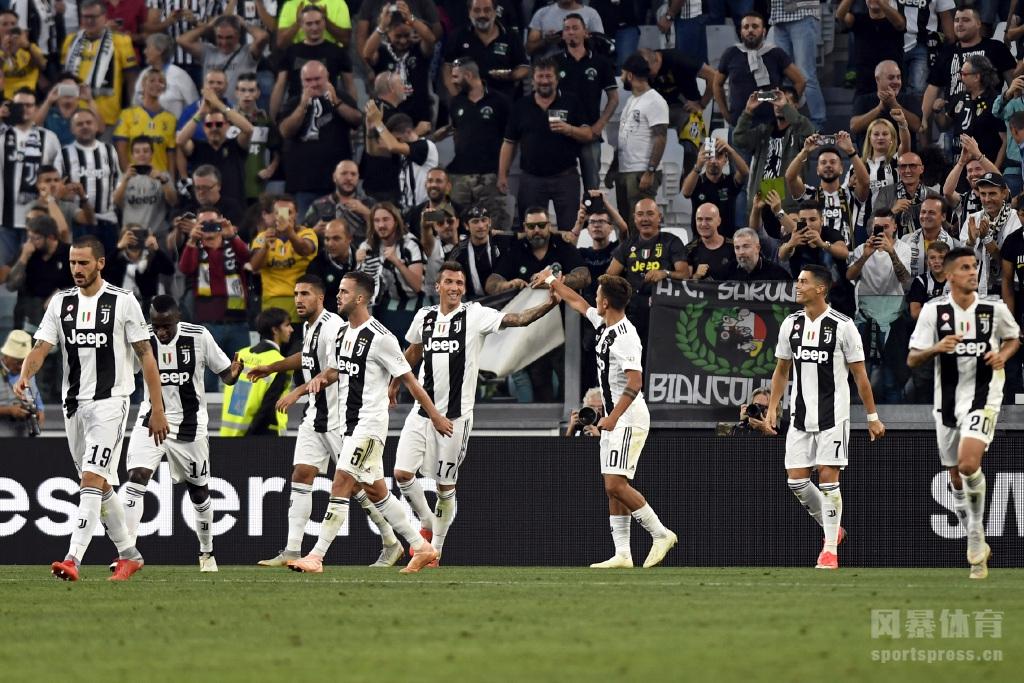 C罗助球队反败为胜 尤文3-1逆袭那不勒斯