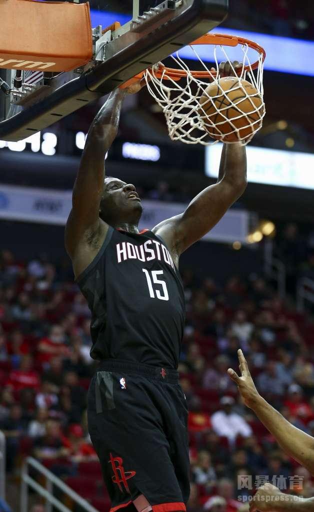 哈登得到40分7篮板9助攻,保罗得到26分5篮板5助攻,他们率队在第二节打出小高潮一举确立大比分优势,火箭之后牢牢保持领先,最终在主场以115-103击败步行者。
