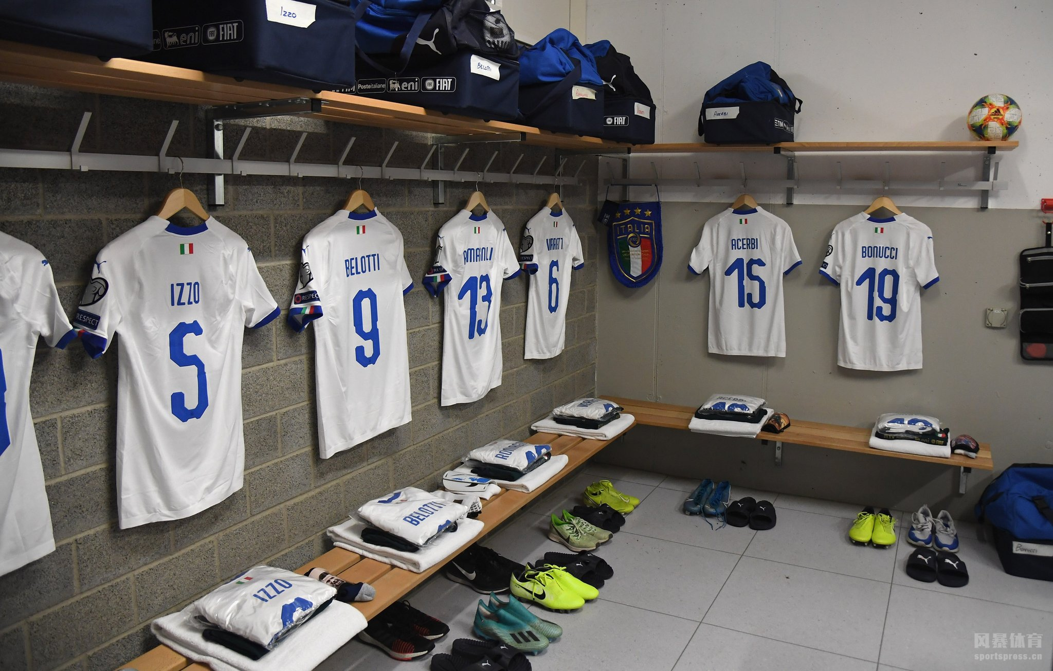 2020欧洲杯预选赛 列支敦士登0-5意大利队 意大利8连胜继续领跑