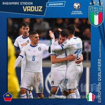 列支敦士登0-5意大利队 意大利8连胜继续领跑