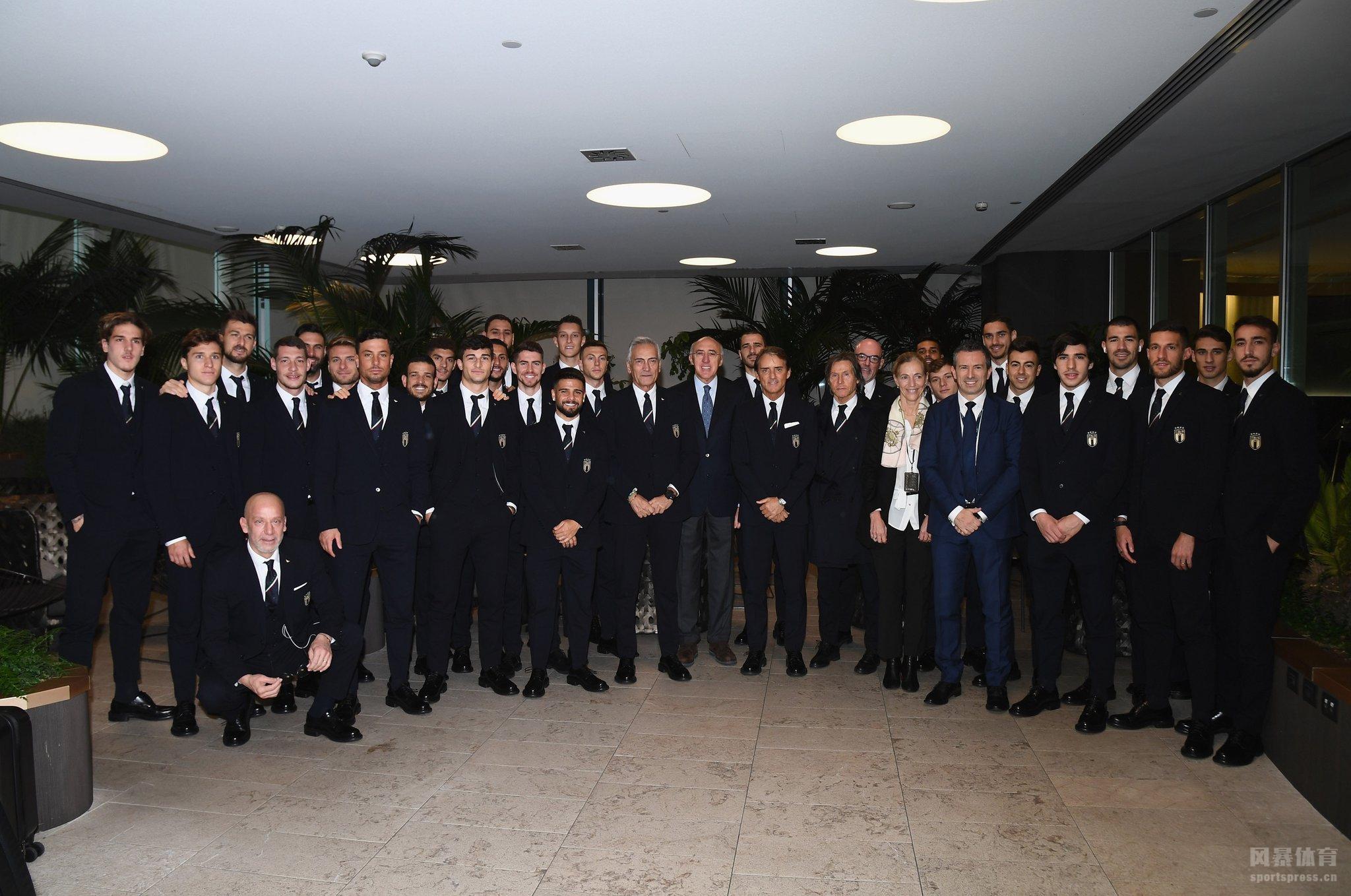 欧洲杯预选赛 意大利9-1亚美尼亚全胜收官