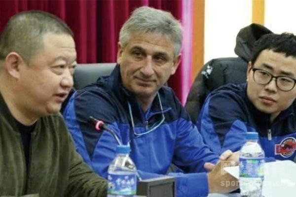 乔迪非常不尊重中国球员