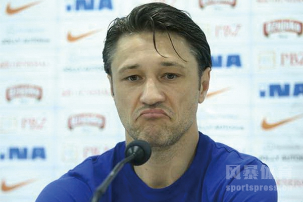面对批评科瓦奇主动选择辞职