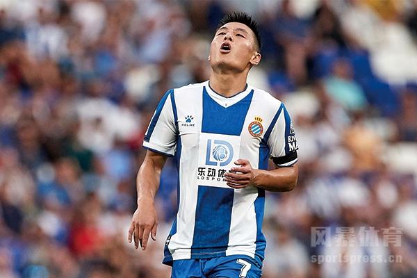 武磊在西班牙人一共进了几个球?球队重建武磊会回中超吗?