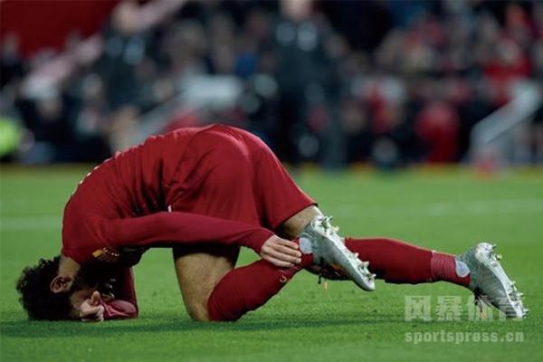 萨拉赫怎么受伤的?萨拉赫伤病情况令利物浦担忧