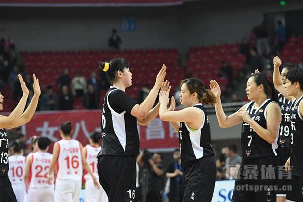 广东女篮对内蒙古女蓝比分多少?新赛季WCBA揭幕战回顾