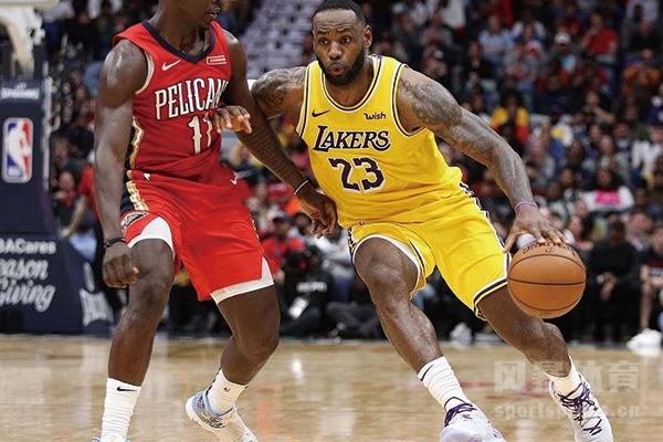 NBA最年轻33000分先生是谁?湖人大胜鹈鹕詹姆斯33000分