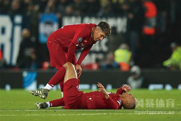 利物浦魔鬼赛程该怎么办?法比尼奥受伤引克洛普担忧