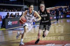 东京奥运会女篮资格赛积分情况如何?女篮奥运资格赛第三阶段赛程公布