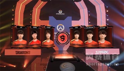 龙之队拿下上海大师赛冠军