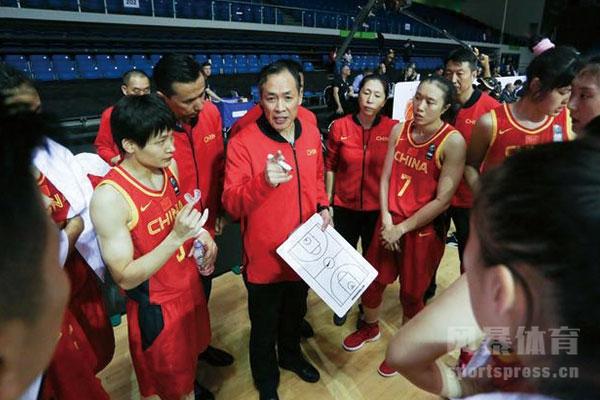 东京奥运会女篮资格赛前景怎么样?中国女篮主教练许利民怎么说?