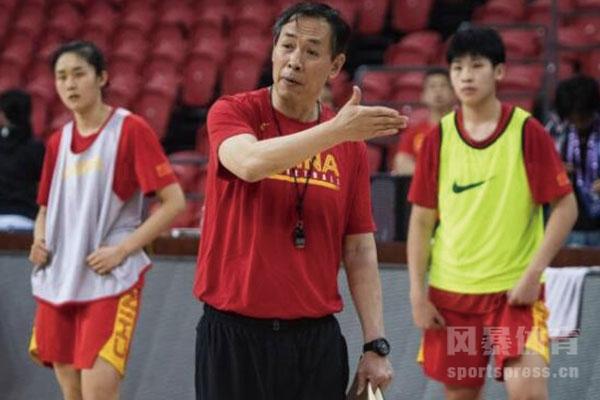 许利民教练
