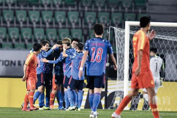 日本队基本都是国奥队的边缘人物