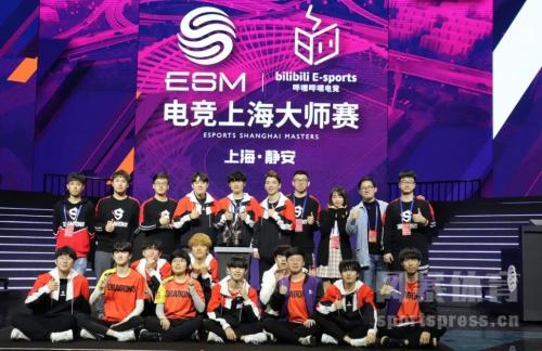 电竞上海大师赛上海龙之队连续两场零封对手