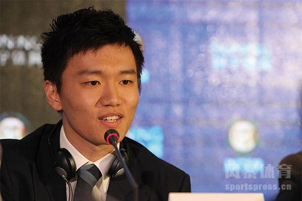 张康阳主席向全队发表了讲话