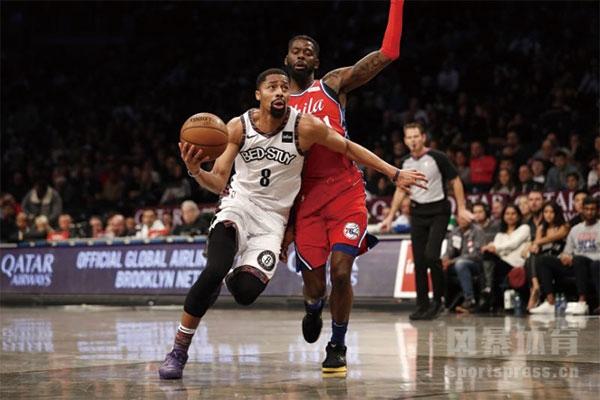丁威迪在NBA什么水平?率队大胜76人丁威迪比欧文更适合篮网?