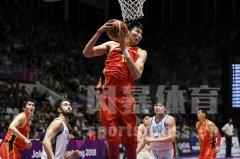 2018年亚运会中国男篮VS中国台北