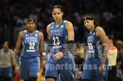 WNBA不败女王玛雅摩尔