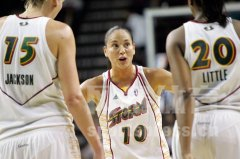 WNBA传奇女将苏-伯德