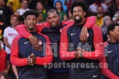 2016年里约奥运会男篮冠军