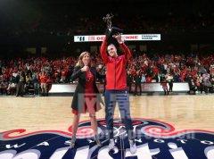 华盛顿神秘人获得2019年WNBA最佳球队