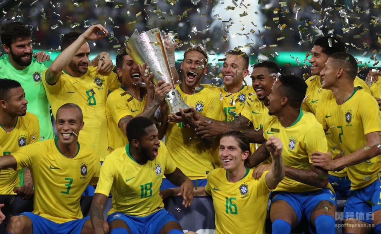 内马尔助攻米兰达补时绝杀 巴西1-0阿根廷