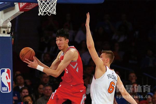 周琦身高多少?周琦身高这么好为什么打不了NBA?