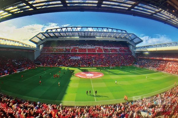 利物浦主场内景