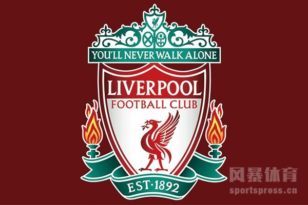 利物浦队徽红底