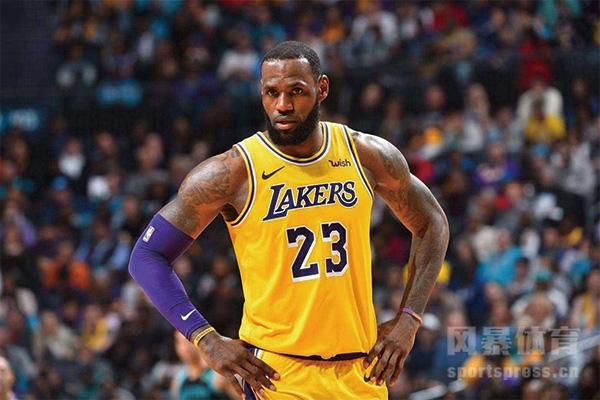 现在NBA湖人队怎么样?湖人队球员数据好不好?
